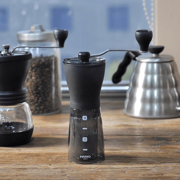 кофемолка ручная жерновая